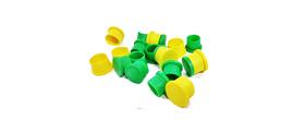 bouchons en plastique de protection